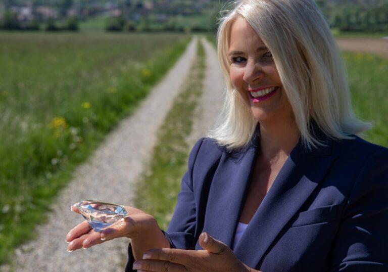 womenbiz-Community Gründerin und Geschäftsführerin Gabrielle Cacciatore-von Mandach