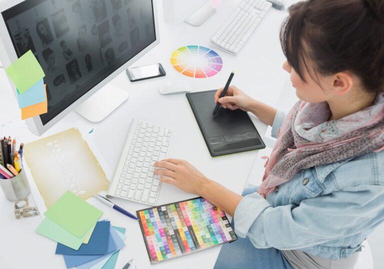 Anja Neumann, laufweite | Webdesign & Corporate Design