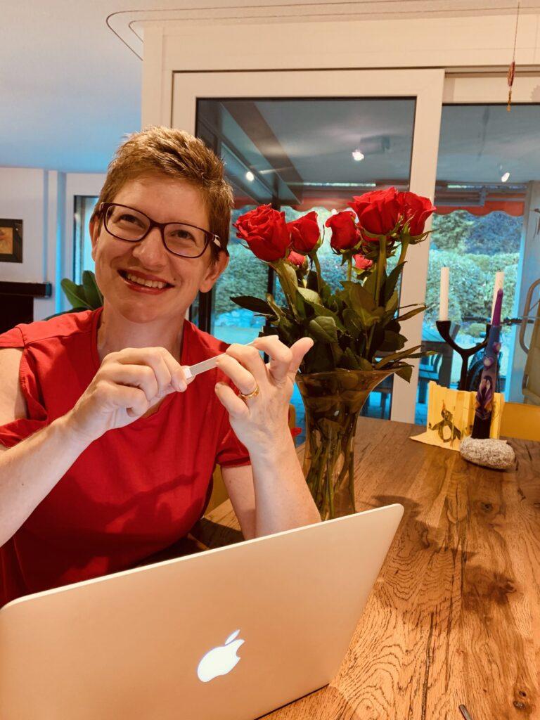Barbara Stauffer - Expertin für Kommunikation - ready for business