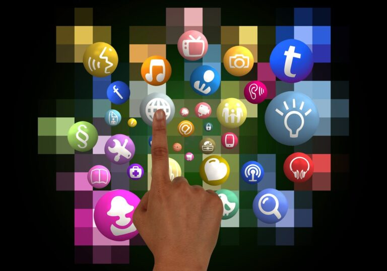 Vernetzen - Netzwerken - Social Media