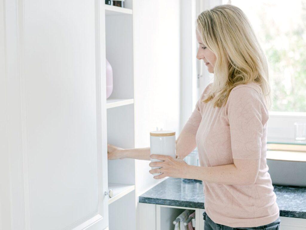 Raum zum Leben Home Organizing Küche