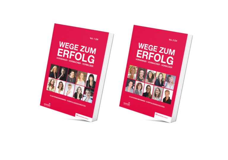 """Buchprojekt """"Wege zum Erfolg"""" mit Axel Kahn Networking"""