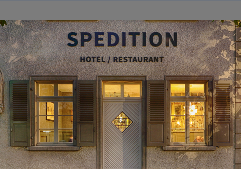 Hotel Spedition Thun