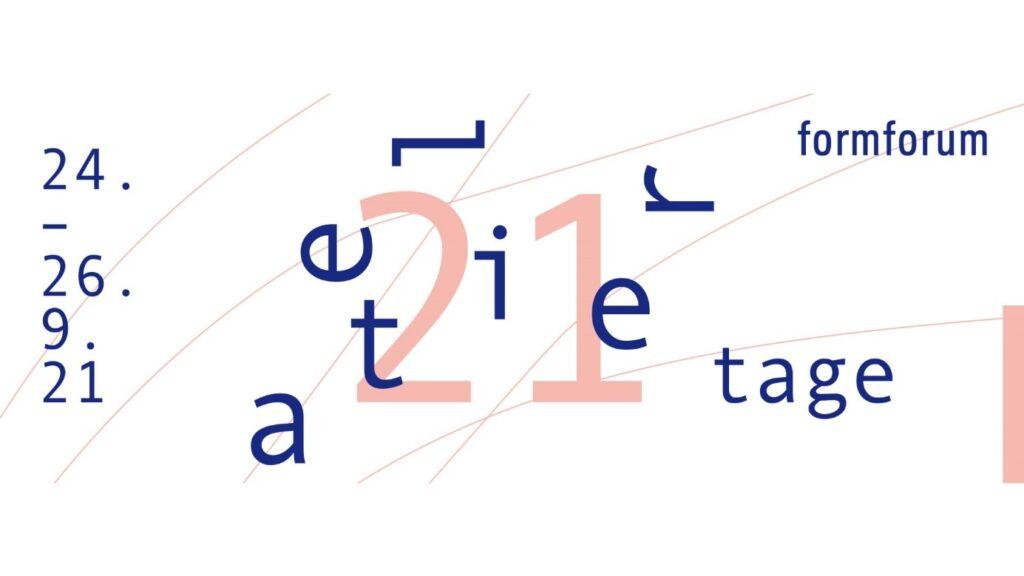 https://formforum.ch/2021/05/14/tage-der-offenen-ateliers/  formforum 3011 Bern   info@formforum.ch 032 622 78 13
